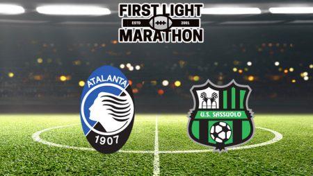 Soi kèo V9Bet Atalanta vs Sassuolo, 21h00 ngày 03/01/2021