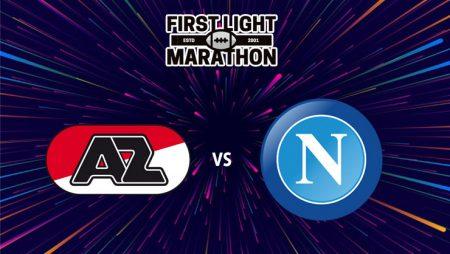 Soi kèo AZ Alkmaar vs Napoli, 03h00 ngày 04/12/2020