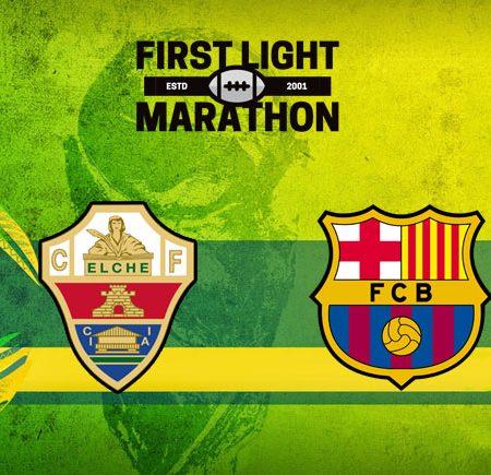 Soi kèo Elche vs Barcelona, 22h15 ngày 24/01/2021