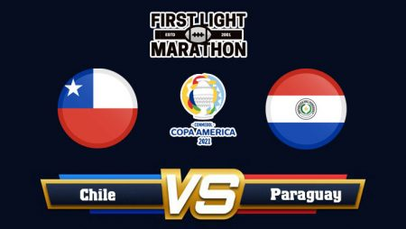 Soi kèo nhận định Chile vs Paraguay, 07h00 – 25/06/2021