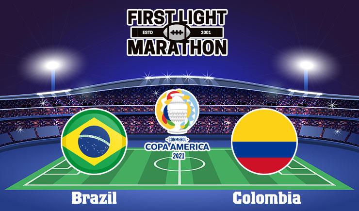 Soi kèo tỷ số trận Brazil vs Colombia, 07h00 – 24/06/2021