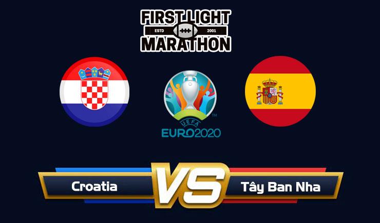 Soi kèo tỷ số trận Croatia vs Tây Ban Nha, 23h00 – 28/06/2021