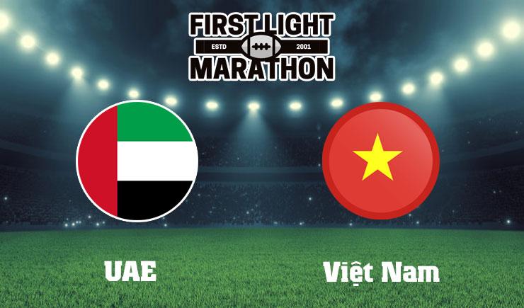 Soi kèo tỷ số trận UAE vs Việt Nam, 23h45 – 15/06/2021
