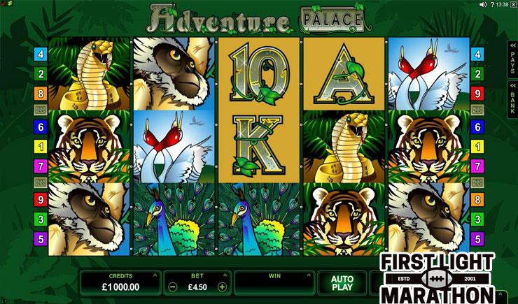 Cach choi Adventure Palace Slot