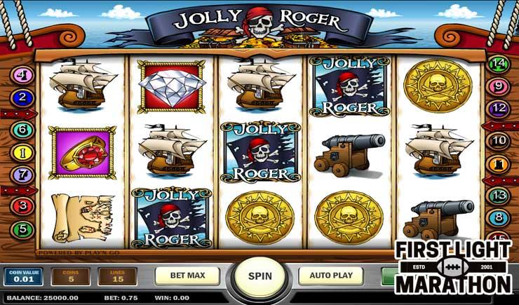 Cách chơi Jolly Roger Slot