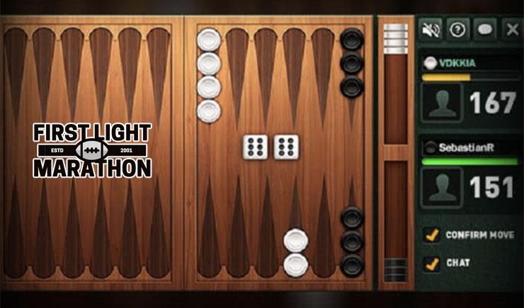 Luật chơi Backgammon