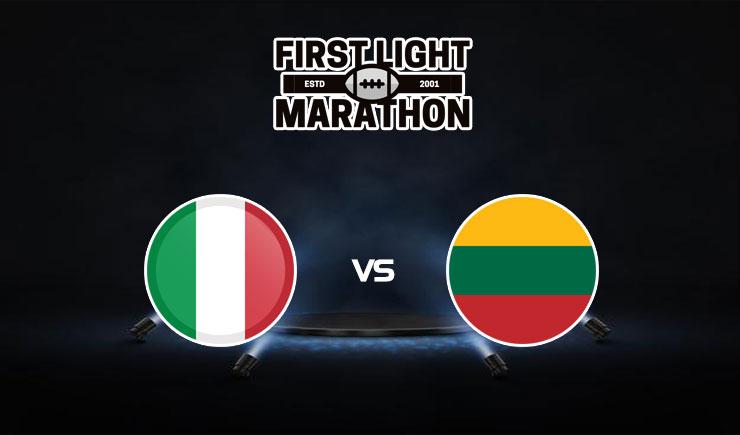 Soi kèo nhận định trận Italia vs Lithuania, 01h45 – 09/09/2021