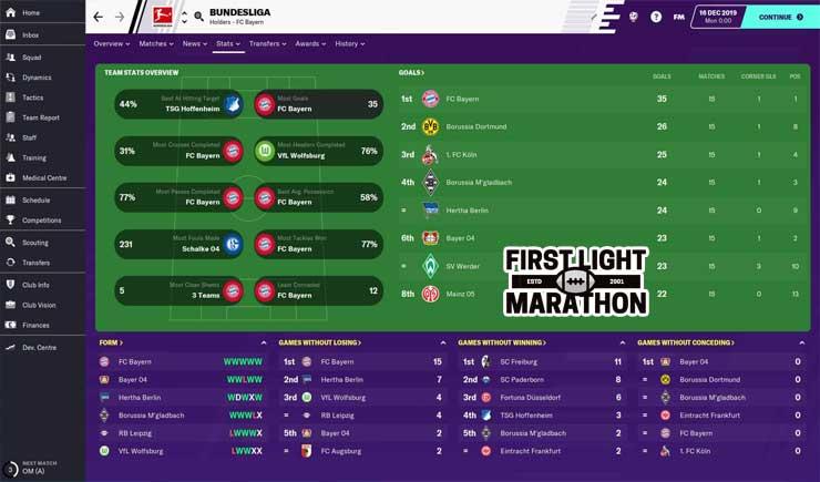Game quản lý bóng đá online Football Manager