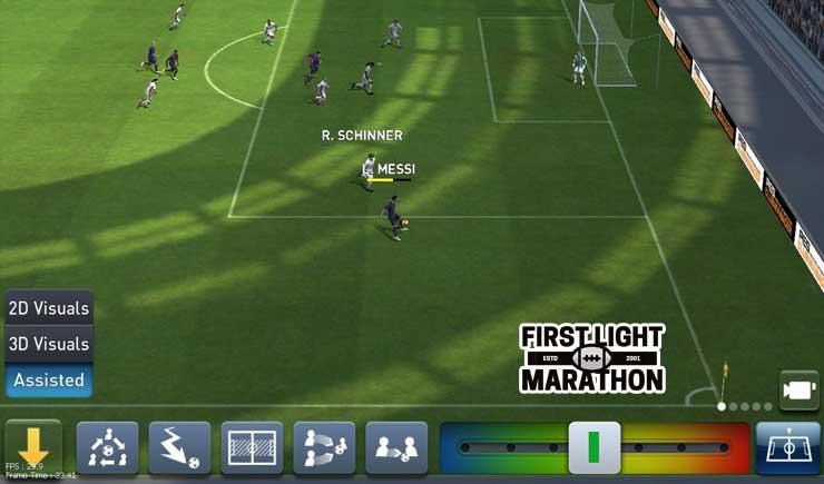 Game quản lý bóng đá online PES Club Manager